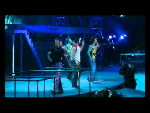N Sync - Tearin' Up My Heart / I Want You Back (Live At PopOdyssey Tour 2001) [HD]