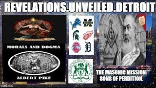 #IADOS ]  The MASONIC Mission: SONS of Perdition.