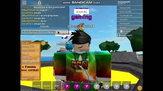 roblox [Alpha]steve's one piece cầm 100m mua df cko fan