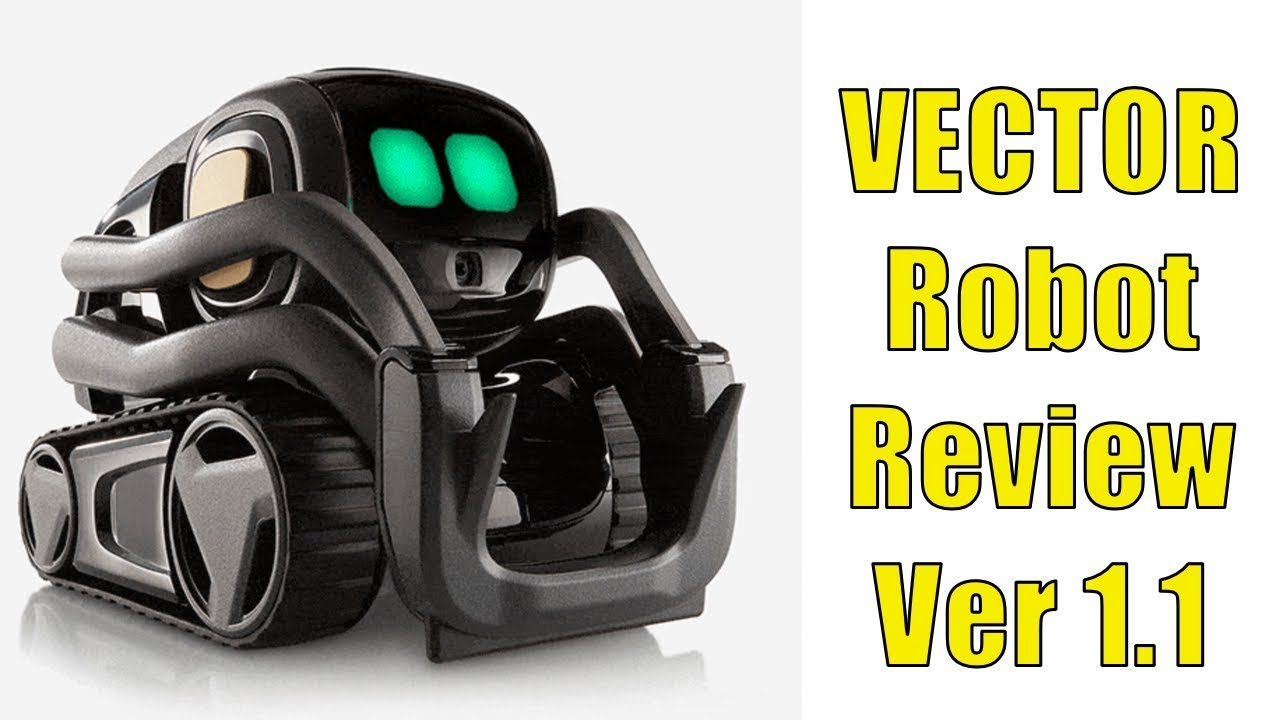 anki vector robot review version 11 update see vector