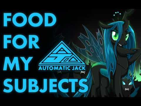 Food For My Subjects - Automatic Jack