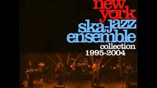Watch New York Skajazz Ensemble Danger In Your Eyes video