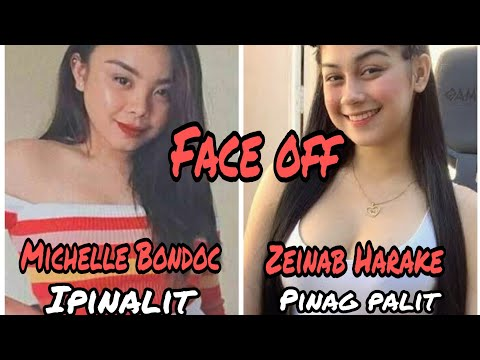 Zeinab Harake & Michelle Bondoc (Face Off)   NadineVillalobos