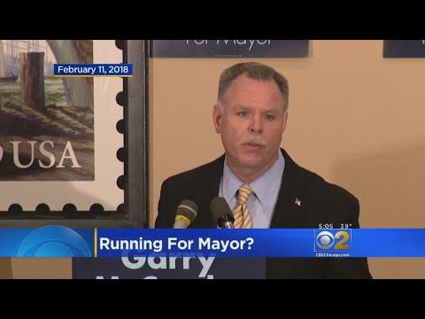Garry McCarthy Running For Mayor