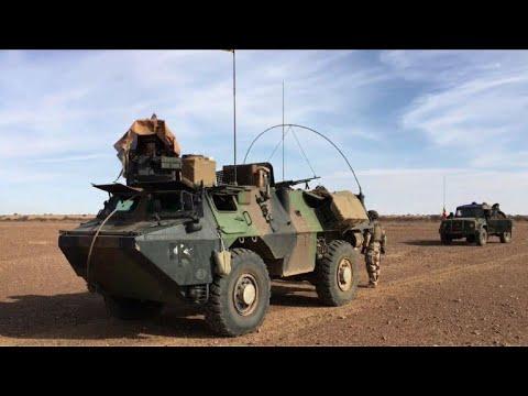 Fledgling 'G5' force ventures into Sahel hotspots