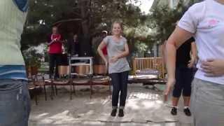 18-я школа танцует Макарену
