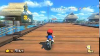 Mario Kart 8 Gameplay Video