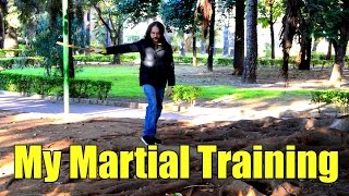 My Martial Training - Unreleased Footage