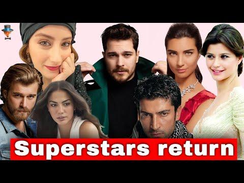 Turkish superstars return to Television