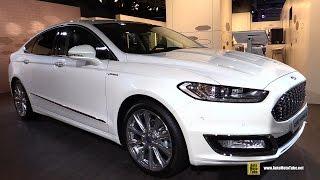 2016 Ford Vignale Diesel - Exterior and Interior Walkaround - 2015 Frankfurt Motor Show