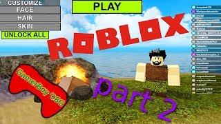 Roblox Booga Booga Survival Part 2