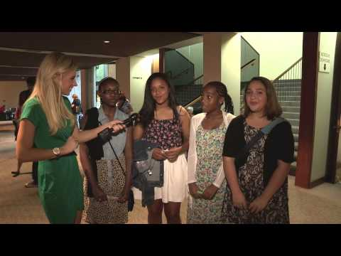 Red Carpet Interviews - The Lion King at Dallas Summer Musicals