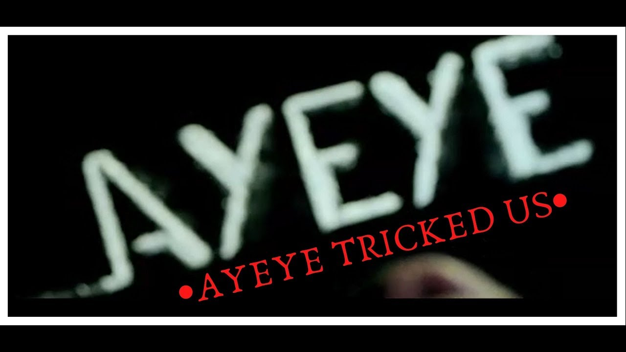 Download Ayeye tricked us to teach us a lesson