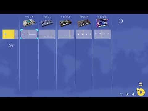 画像2: 04 20 聴いてみる バレッドプレス KORG Gadget for Nintendo Switch講座 www.youtube.com