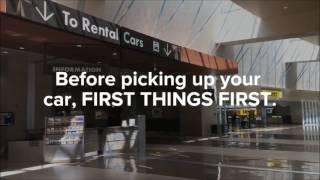 PHX Sky Harbor International Airport Rental Car Center