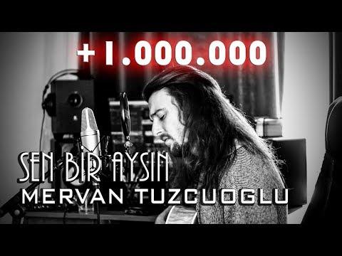 Mervan Tuzcuoğlu | Sen Bir Aysın | Cover |