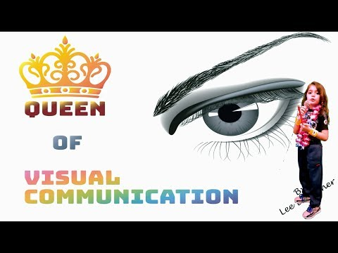 Queen Of Visual Communication By Lee Dezigner