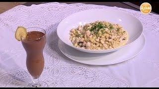 مكرونة بيتي سريعة و مغذية للأطفال - صوص مكرونة أبيض مميز | حلو و حادق حلقة كاملة