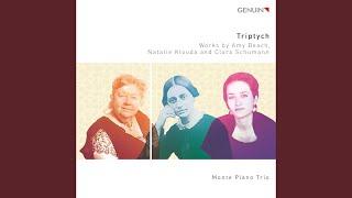 "Piano Trio No. 1 ""Fantasy Triptych"": II. Reflections: Johannes"