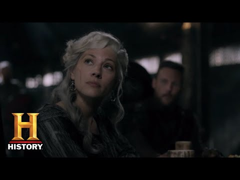 Vikings: Lagertha's Wishes | Two-Hour Season Six Premiere Airs Dec. 4 at 9/8c | History