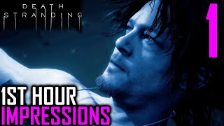 Death Stranding Walkthrough (PS4)