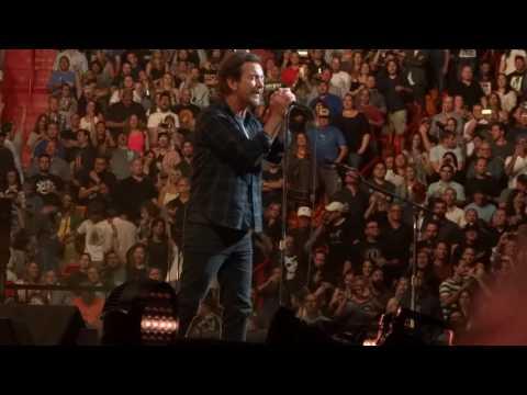 Pearl Jam - 4/09/16 - Miami, FL - Full Show - Front Row / SBD / HD