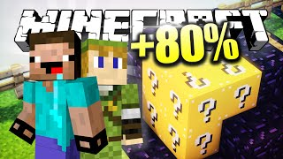 Minecraft LUCKY BLOCKS BATTLE - JOKER-SPECIAL! (+80%)