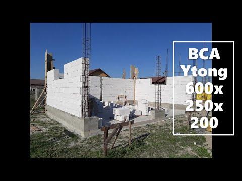 BCA Ytong 600x250x200