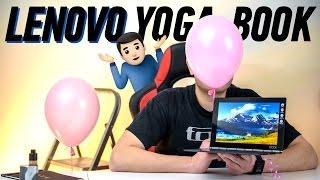 Lenovo Yoga Book: ноутбук без клавиатуры