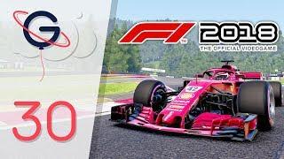 F1 2018 : MODE CARRIÈRE FR #30 - Encore de la pluie (Autriche)
