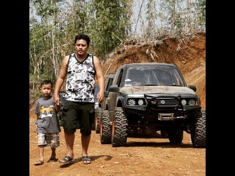Suzuki Vitara 4x4 Extreme Off Road Modifications