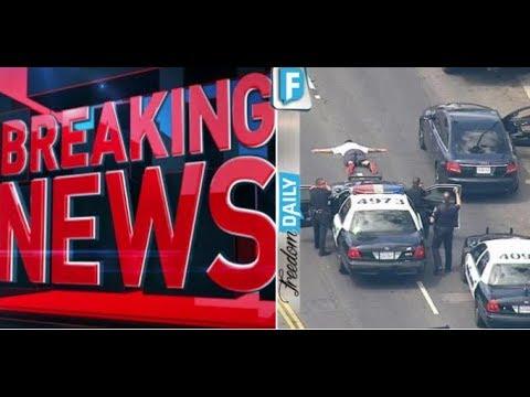 BREAKING SECOND  SHOOTER IN VEGAS MASSACRE JUST ARRESTED!