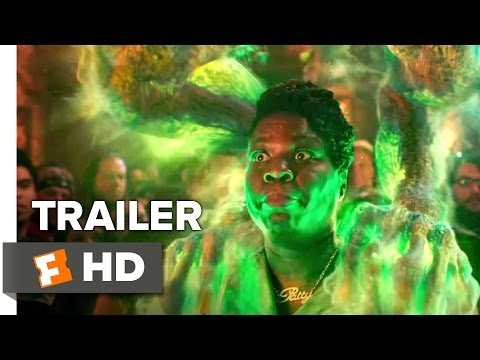 Ghostbusters TRAILER 2 (2016) - Melissa McCarthy, Chris Hemsworth Movie HD