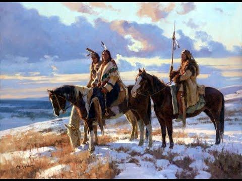 JIM NORTON AMERICAN PAINTER Native American Flute