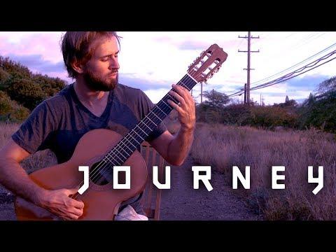 Journey Guitar Cover - Nascence - Sam Griffin