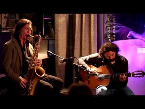 Jorge Pardo & Josemi Carmona - Solea - Recoletos Jazz Club-