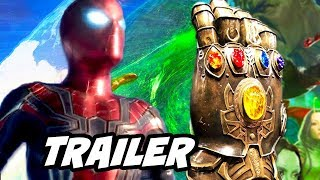 Avengers Infinity War Trailer - The Infinity Stones Explained