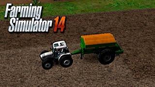 Farming Simulator 14 - FERTILIZANDO COLHEITA CORRETAMENTE - Android - Ios - PT-BR #19
