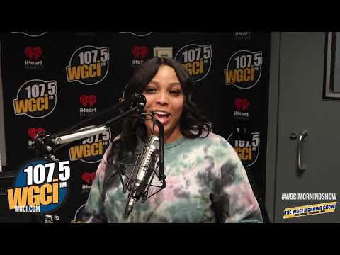The WGCI Morning Show - Charmaine & Ryan Talk About Their 6th Season On Black Ink Crew: Chicago