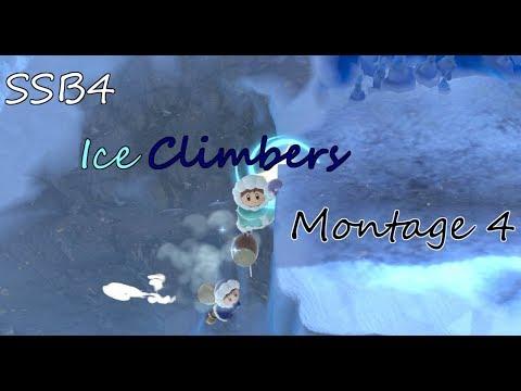 【スマブラSP】アイスクライマー好プレイ#4 SSBU Ice Climbers Montage 4