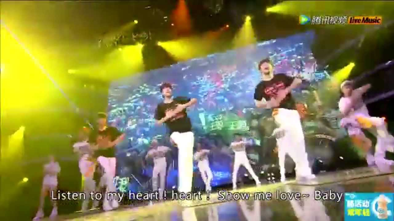【TFBOYS王俊凱 Karry Wang】150815 TFBOYS Heart+結尾 騰訊回放1080P版【TFBOYS二周年FM】