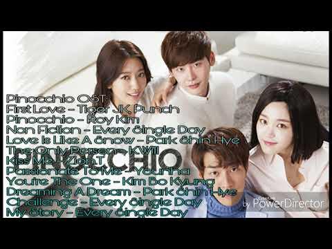 Nhạc Phim Pinocchio ( Pinocchio OST)