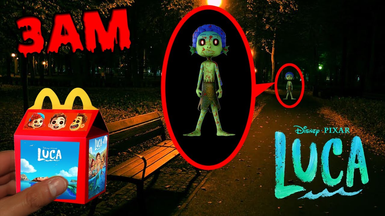 Download DO NOT ORDER THE LUCA HAPPY MEAL AT 3AM OR CURSED LUCA.EXE WILL APPEAR | LUCA.EXE THE SEA MONSTER