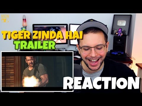 Tiger Zinda Hai - Official Trailer |...