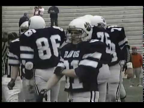 12-2-1989 - Berwick Bulldogs Vs. Manheim Central Barons (PIAA Class AAA Semi Final)