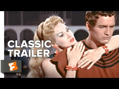 The Silver Chalice (1954) Official Trailer - Paul Newman, Jack Palance Biblical Epic Movie HD