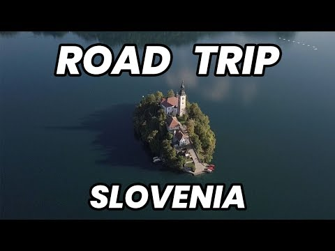 Trippy Road Trip through Slovenia - Slovenia Travel Vlog