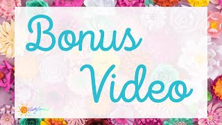 Bonus Video | Melody Lane