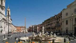 Piazza Navona Belli 1 febbraio 1833 P Stoppa wmv