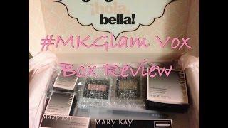 Consumer Report:  #MKGlam Vox Box Thumbnail